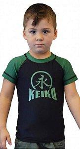 Rashguard Infanto Juvenil Verde