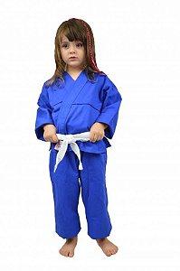 Kimono Infantil Universal Azul