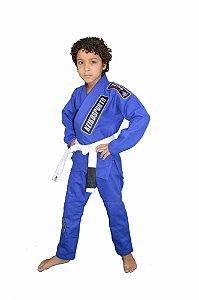 Kimono Juvenil Pró Azul