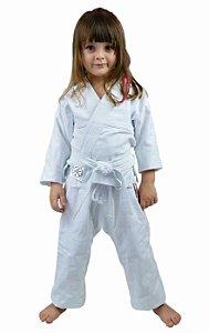 Kimono Juvenil Universal Branco