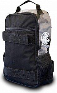 Mochila Multi Bag Preto/Camuflado