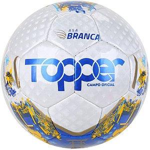 BOLA UNISSEX TOPPER 7051 ASA BRANCA II CPO BRANCO/AZUL/OURO