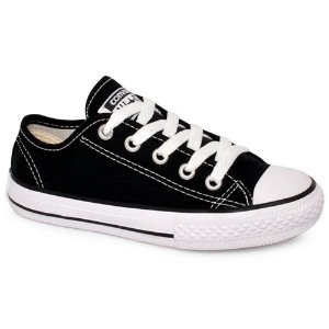 TENIS INFANTIL ALL STAR CK05050002 PRETO/BRANCO