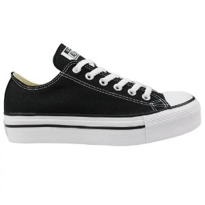 TENIS FEMININO ALL STAR CT04950001 PRETO/BRANCO