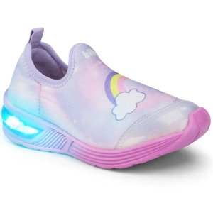 TENIS INFANTIL BIBI 1132012 SPACE WAVE 2.0 ASTRAL/ROSA