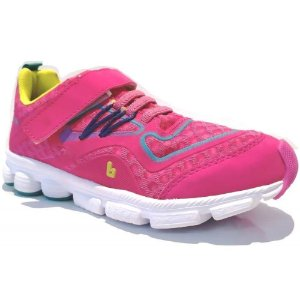 TENIS INFANTIL BIBI 817198 ICON PINK NEW