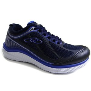 TENIS INFANTIL OLYMPIKUS 429 ACTUAL KIDS MARINHO/ROYAL
