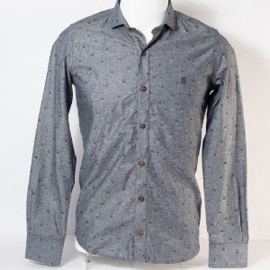CAMISA MASCULINO BLACK WEST 41400495 CINZA