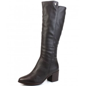 BOTA FEMININO BOTTERO 284405 MILITAR/DARK BROWN