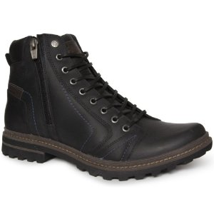 BOTA MASCULINO FREE WAY ABSOLUT1 HORSE PRETO