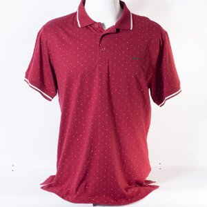 POLO MASCULINO GAJANG 19122 BORDO