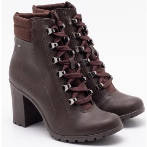 BOTA FEMININO DAKOTA G1261 CHOCOLATE/CAFE