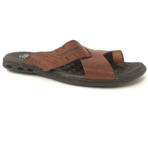 CHINELO MASCULINO WEST COAST 186317 CONHAQUE