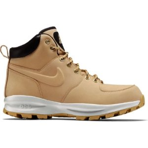 BOTA MASCULINO NIKE 454350 MANOA LEATHER MARROM