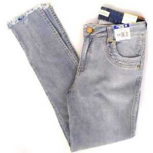 CALCA FEMININO ZUNE 26694 DENIM