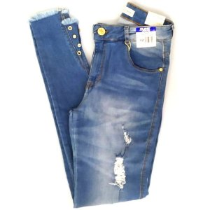 CALCA FEMININO ZUNE 26448 DENIM