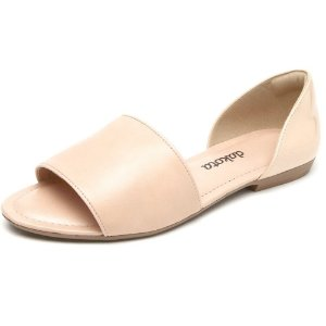 SANDALIA FEMININO DAKOTA Z2653 OURO LIGHT