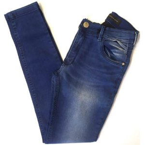 CALCA FEMININO ZUNE 21884 DENIM