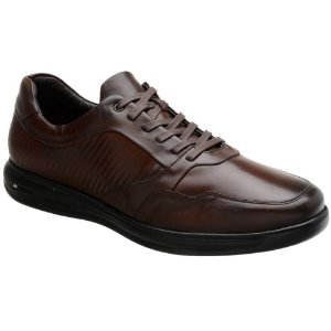 SAPATO MASCULINO JOTA PE 70700 DARK BROWN