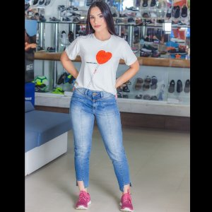 CALCA FEMININO ZUNE 34267 INDIGO