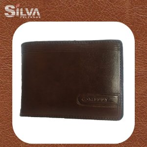 PORTA NOTA MASCULINO MITTY M1VP CAFE