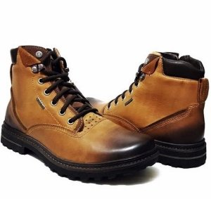 BOTA MASCULINO FREE WAY TRACKER WAX MASCAVO
