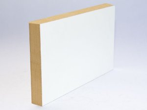 MDF BRANCO 25 MM 2 FACES