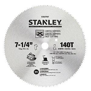 SERRA 7 -1/4'' 140 DENTES  - STANLEY