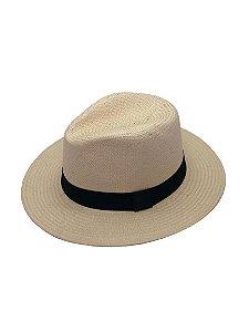 Chapéu Panamá Aba Média