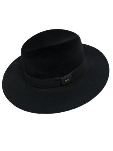 Chapéu Fedora Premium Aba 8 cm