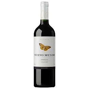 Vinho Tinto Chileno Orgânico Nuevo Mundo Carménère