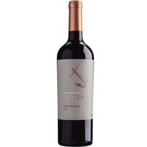 Vinho Tinto Chileno Orgânico Ancla Gran Reserva Carménère