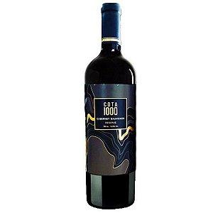 Vinho Tinto Chileno Cota 1000 Reserva Cabernet Sauvignon 2019