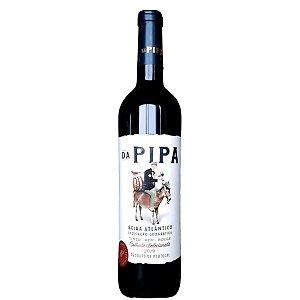 Vinho Tinto Português Da Pipa Colheita Selecionada