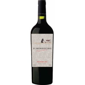 Vinho Tinto Argentino El Mendocino Red Blend
