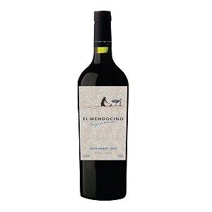 Vinho Tinto Argentino El Mendocino Petit Verdot