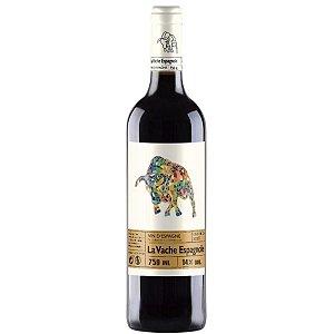 Vinho Tinto Espanhol La Vache