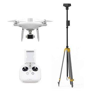 Drone DJI Phantom 4 Multispectral + D-RTK GNSS Mobile Station