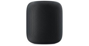 HomePod Apple Space gray