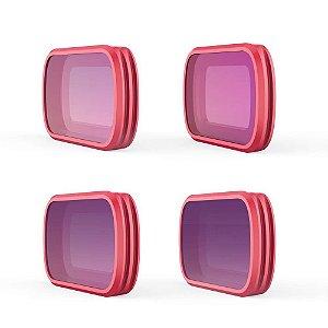 Filtro Pgytech para Osmo Pocket - Set ND/PL