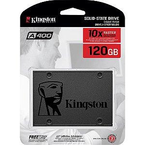 Disco sólido interno Kingston A400 SA400S37/120G
