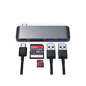 Adaptador USB-C Hub Passthrough Satechi ST-TCUPM