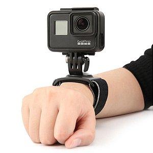 Alça de mão e pulso Pgytech para Action Camera