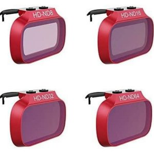 Filtros ND para Drone DJI Mavic Mini 1 e 2 Pgytech Professional