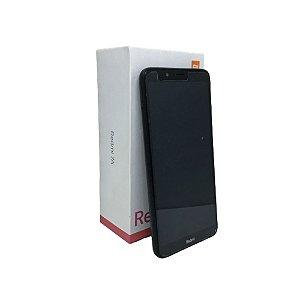 Xiaomi Redmi 7a (13 Mpx) Dual Sim 32 Gb Matte Black 2 Gb Ram -  Semi Novo