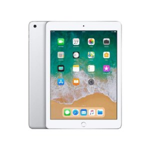"iPad 128GB WiFi 9.7"" Prata 2018  - MR7K2LL"