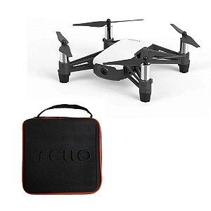 Drone DJI TELLO com Case Maleta
