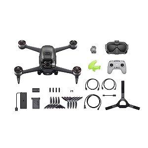 Drone DJI FPV Combo Fly More Combo com Câmera 4K void grey