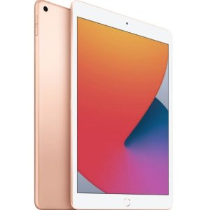 "iPad 10.2"" 8 Geração 32GB Wifi - Gold"