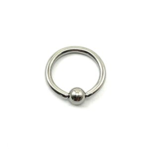Piercing/Aço/Captive/Argola/1.0*6mm
